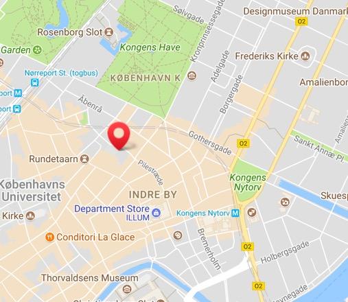 Kursuslokaler i København